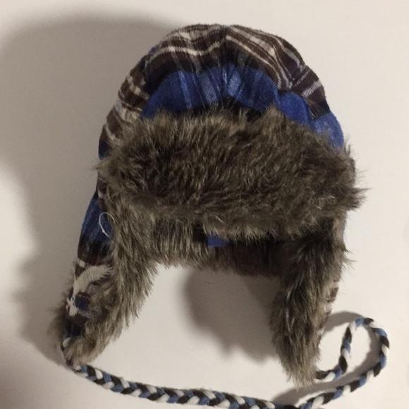 6c9a9ef1d American Eagle Trapper Hat